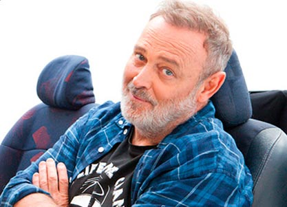 Pablo Carbonell interpreta a RAMIRO