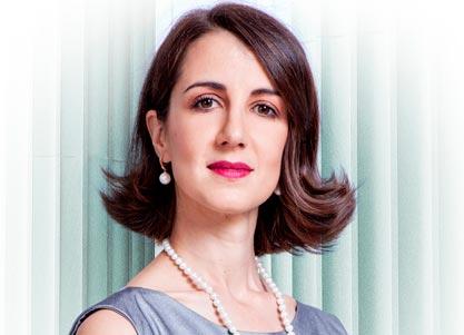 Ana Arias interpreta a LADY CHILTERN