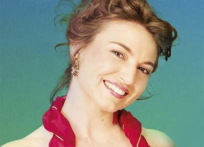 Ania Hernández interpreta a EROTÍA