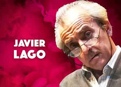 Javier Lago interpreta a ANDRÉS