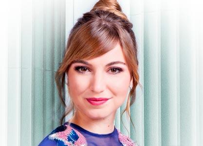Ania Hernández interpreta a MABEL CHILTERN